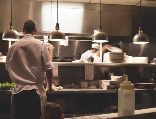 Tork, una ricerca sull'organizzazione dei flussi di lavoro in cucina