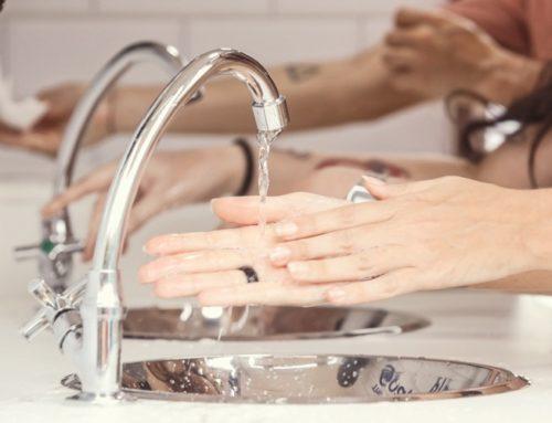 Lavarsi le mani è un rito salvifico…